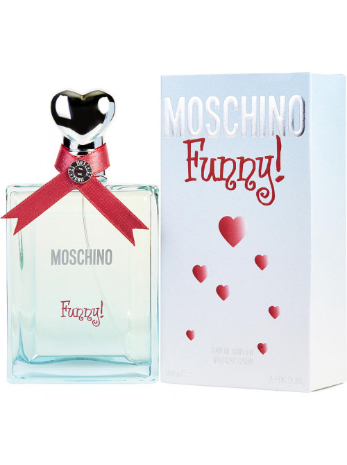 Perfume Moschino Funny EDT
