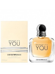 Because It's You Giorgio Armani Eau de Parfum Feminino