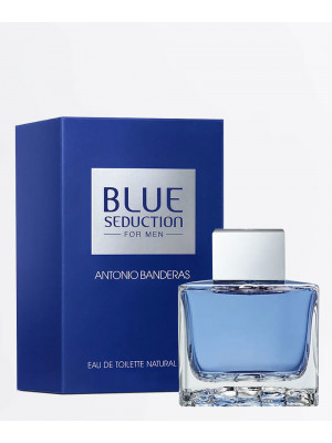 Perfume Masculino Blue Seduction Antonio Banderas - Eau de Toilette