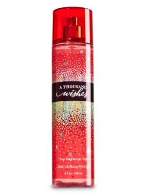 Splash Bath & Body Works A Thousand Wishes Grande 236ml