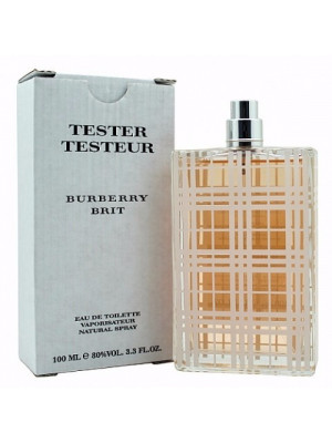 Tester Perfume Burberry Brit Eau De Toilette For Women