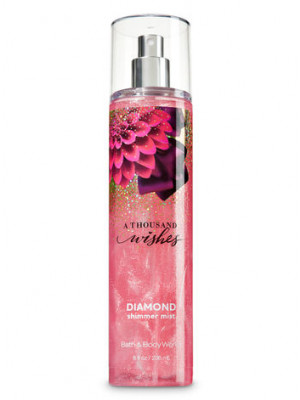 Splash Bath & Body Works A Thousand Wishes Diamond