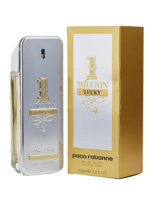 PACO RABANNE 1 MILLION LUCKY MASCULINO EAU DE TOILETTE