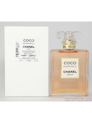 Tester Perfume Chanel Coco Mademoiselle Edp