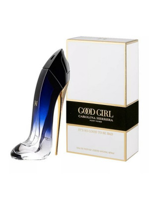TESTER PERFUME CAROLINA HERRERA GOOD GIRL LÉGÈRE EAU DE PARFUM 80 ML