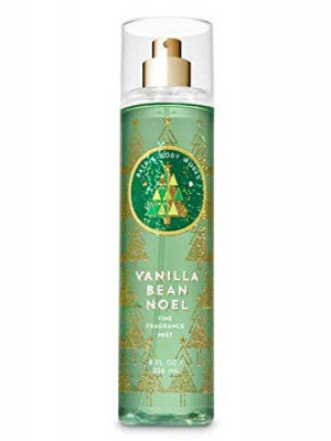 Splash Bath & Body Works Vanilla Bean Noel Grande 236ml