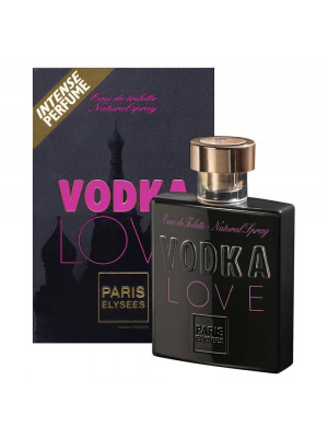 Vodka Love Paris Elysees Eau de Toilette